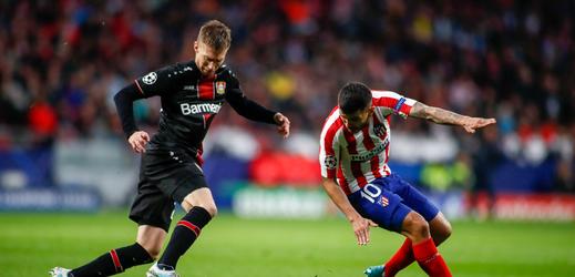 Atlético v Lize mistrů uspělo a vede skupinu.