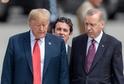 Americký prezident D. Trump (vlevo) s tureckým protějškem R. T. Erdoganem.