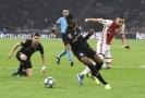 Utkání Ligy mistrů Ajax-Chelsea.
