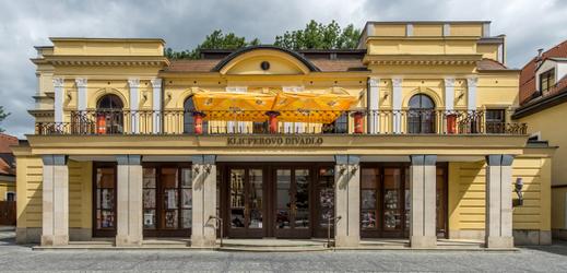 Klicperovo divadlo v Hradci Králové.