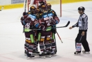 Hokejisté Sparty vyhráli ve 14. kole extraligy na ledě Plzně 3:2 po samostatných nájezdech.