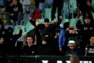 Fanoušci Bulharska proti Anglii.