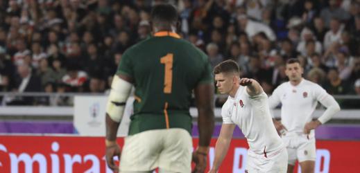 Owen Farrell ŽIVĚ: Finále mistrovství světa