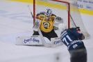 Hokejisté Plzně vyhráli v 17. kole extraligy ve Zlíně 2:1 a potřetí za sebou naplno bodovali.