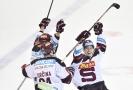 Chvíle nepopsatelné euforie prožil v utkání 17. kola hokejové extraligy proti Brnu útočník Sparty David Tomášek.