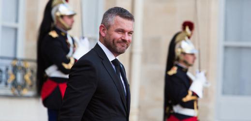 Slovenský předseda vlády Peter Pellegrini.