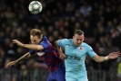 Senzace na Camp Nou! Slavia uhrála s Barcelonou remízu.