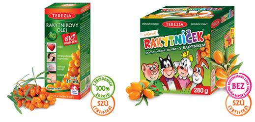 Vyhrajte balíček produktů doplňků stravy od Terezia Company.