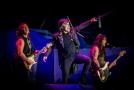 Britská skupina Iron Maiden.