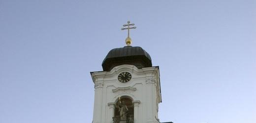 Vojenský kostel sv. Jana Nepomuckého v Praze, kde proběhne zahájení festivalu Brikius.