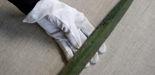 Tři tisíce starý meč nalezený na Rychnovsku.