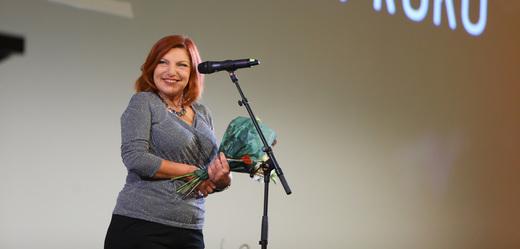Spisovatelka Hana Mornštajnová.