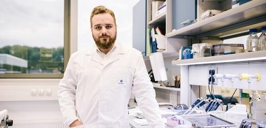 Jan Martin Paďouk, spoluzakladatel CannaCare a vedoucí vývoje a výzkumu.