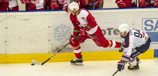 První česká liga versus NHL. Slávisté napodobovali unikátní góly z NHL