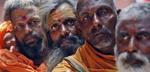 Sporné posvátné místo patří hinduistům (ilustrační foto).