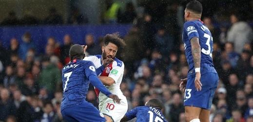 Fotbalisté Chelsea porazili ve 12. kole anglické ligy Crystal Palace.