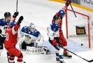 Utkání Česko - Finsko na turnaji Karjala