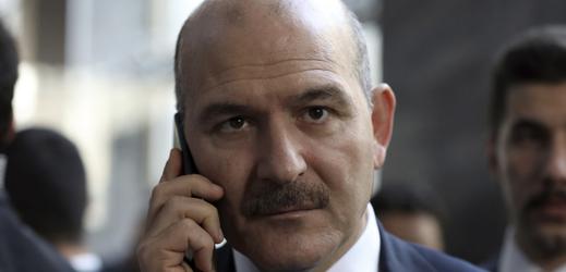 Turecký ministr vnitra Süleyman Soylu.