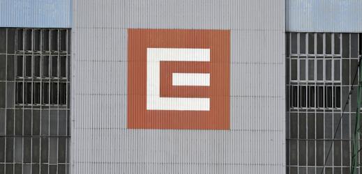 Logo ČEZ.
