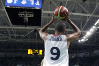Basketbalista Tony Parker.