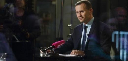 Duel Jaromíra Soukupa s ministrem průmyslu a obchodu.