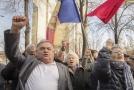 Moldavská vláda padla, neustála hlasování o důvěře.