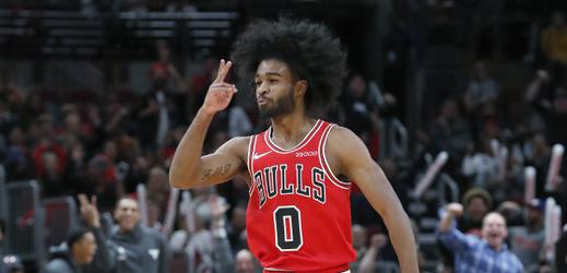 Coby White, Chicago Bulls.