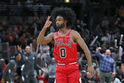 Coby White, Chicago Bulls.