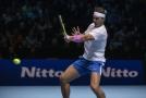 Nadal vyhrál téměř ztracený duel s Medvěděvem a přiblížil se postupu