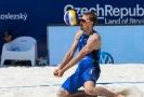 Beachvolejbalisté Ondřej Perušič a David Schweiner se rozloučili se sezonou pátým místem na čtyřhvězdičkovém turnaji Světového okruhu v Mexiku.