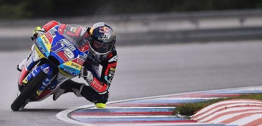 Filip Salač na závěr své první kompletní sezony mistrovství světa silničních motocyklů zaznamenal ve Velké ceně Valencie životní páté místo.