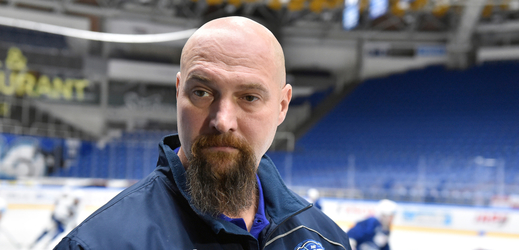Hokejový trenér Libor Zábranský.