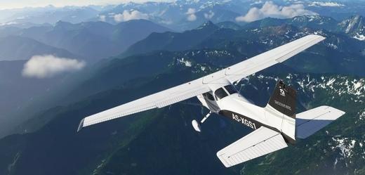 Microsoft Flight Simulator v upoutávce vypadá jako splněný sen fanoušků žánru