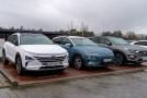 E-mobilita značky Hyundai.