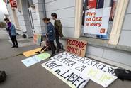 Studentské stávky za klima? Moc toho nezmění, myslí si Češi