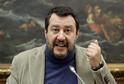 Šéf nacionalistické Ligy Matteo Salvini.