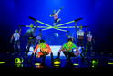 Cirque du Soleil se vrací do Prahy se svou kritiky oceňovanou show.
