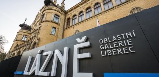 Oblastní galerie Liberec.