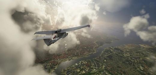 Letecký Microsoft Flight Simulator bude ještě ambicióznější
