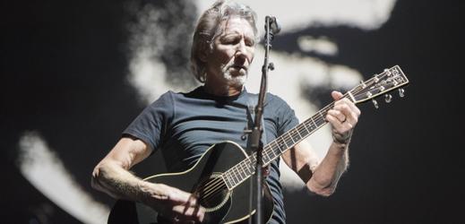Baskytarista Roger Waters.