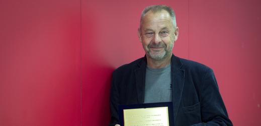Producent, režisér a scenárista filmu Václav Marhoul.