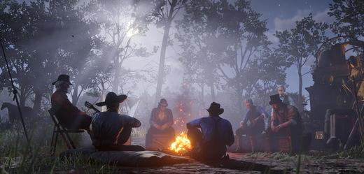 Western Red Dead Redemption 2 vychází za pár dnů na Steamu