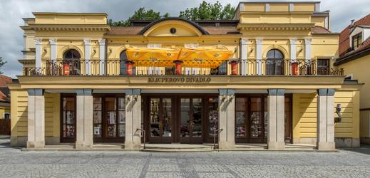 Klicperovo divadlo.