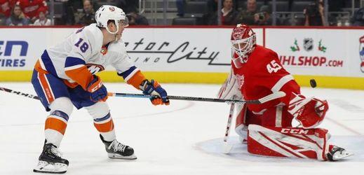 Hráči Islanders si hravě poradili s Detroitem.