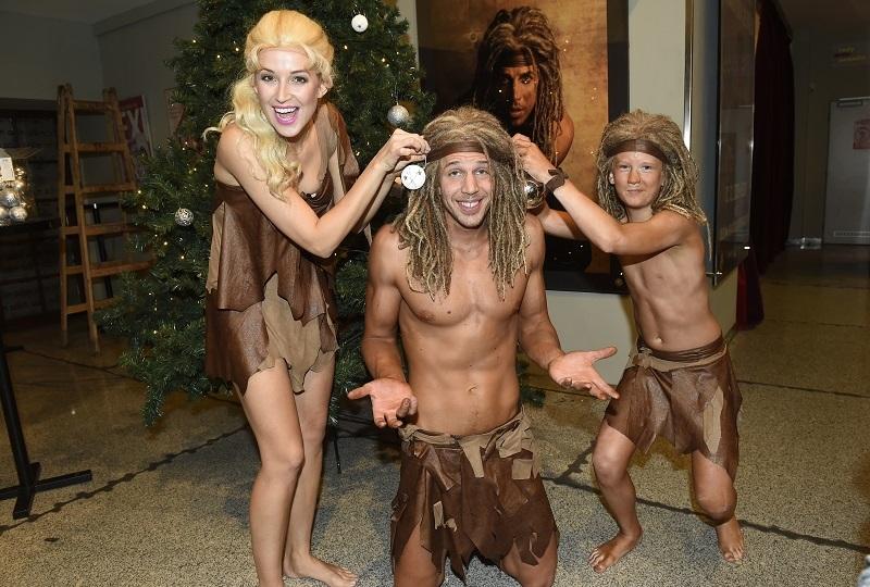 Sexy představitel Tarzana se musí o Vánocích hlídat. Kvůli roli hubl!