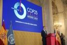 Španělský král Filip VI. otevírá klimatickou konferenci OSN v Madridu.