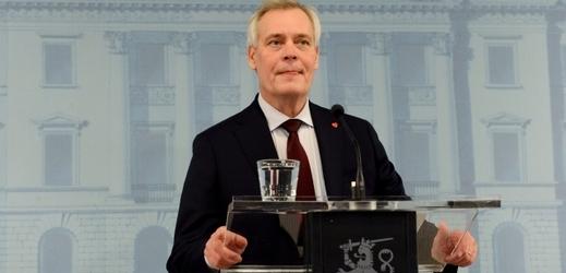 Finský premiér Antti Rinne.