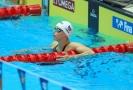 Česká plavkyně Simona Kubová na mistrovství Evropy.