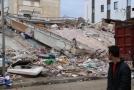 Zemětřesení v Albánii.