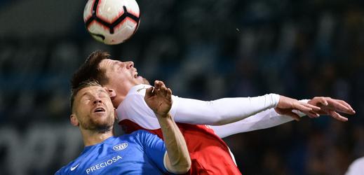 Slavia před Ligou mistrů nezaváhala. Liberci nasázela tři góly